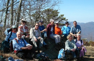 Become a Leader with the Carolina Mountain Club